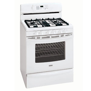 white gas stove