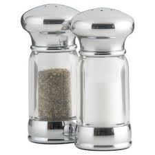 pepper and salt shakers